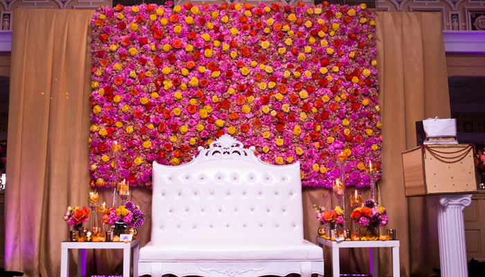 Flower Decor Ideas For Indian Weddings City Mouse Design Find